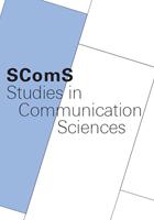 SComS | Studies in Communication Sciences | An Open Access Journal