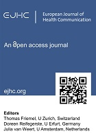 European Journal of Health Communication
